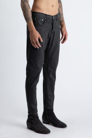 jeans black men amcouture