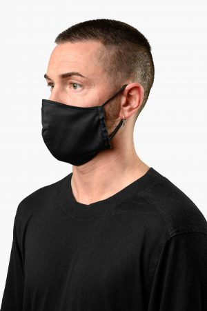 A.M. MASK COTONE NERA AM COUTURE